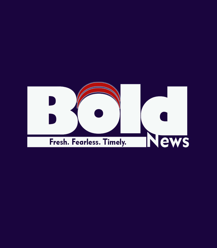 BoldNews Logo and Web Design